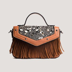 Emilia Tassel Bag - STL Fashion House