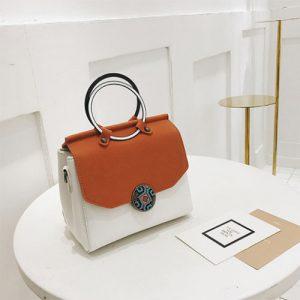 Flavia Round Handle Bag - STL Fashion House