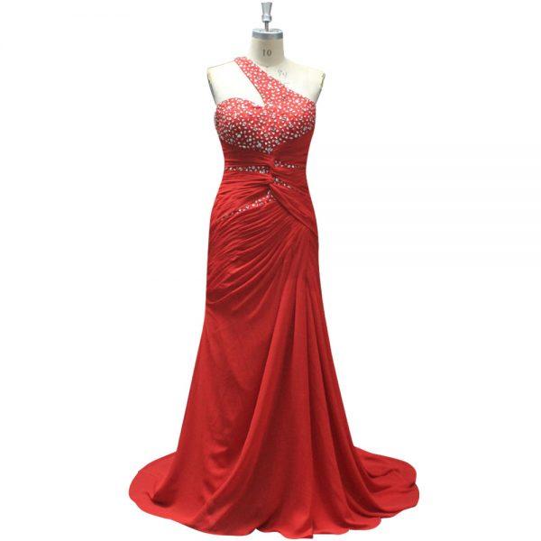 STL Fashion House Premier Eclecta Dress red 1