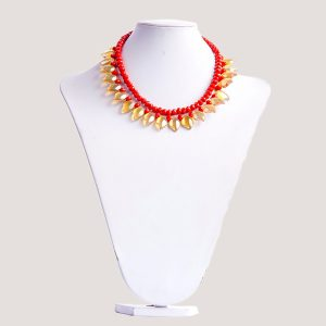 Flammes Necklace - STL Fashion House