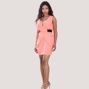 Hot Sauce Dress - STL Fashion House
