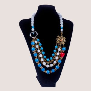 Mademoiselle Necklace Set - STL Fashion House