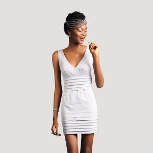 Miriam Bandage Dress - STL Fashion House