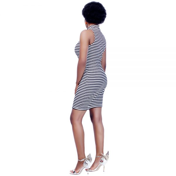 STL Endless Stripes Dress 4