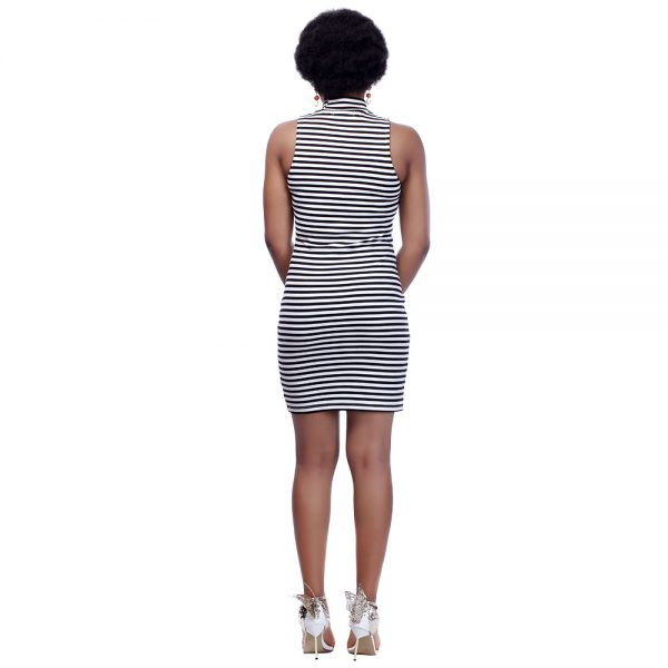 STL Endless Stripes Dress 5