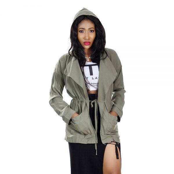 STL Fashion House Rebelle Hoodie Jacket 1
