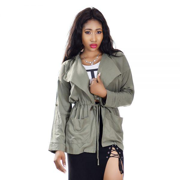STL Fashion House Rebelle Hoodie Jacket 2