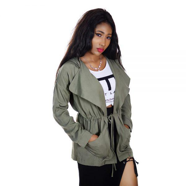 STL Fashion House Rebelle Hoodie Jacket 4
