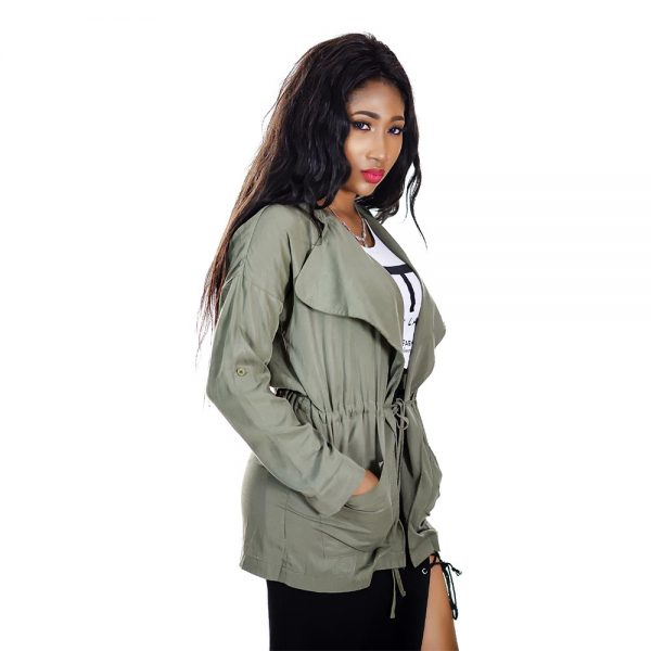 STL Fashion House Rebelle Hoodie Jacket 6