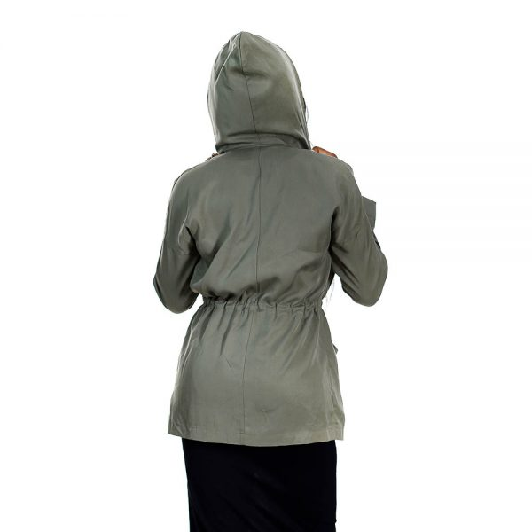 STL Fashion House Rebelle Hoodie Jacket 9