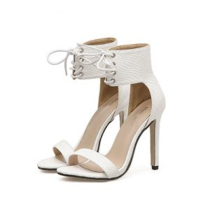 STL Ankle Lace Up Sandals