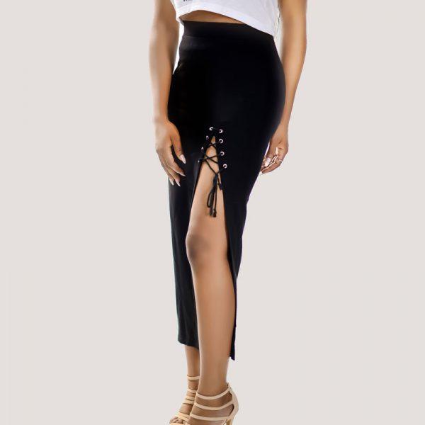 Jolie-Slit-Skirt