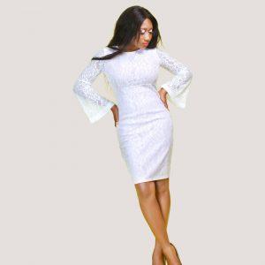 JC Front Lace Dress - STL Fashion House