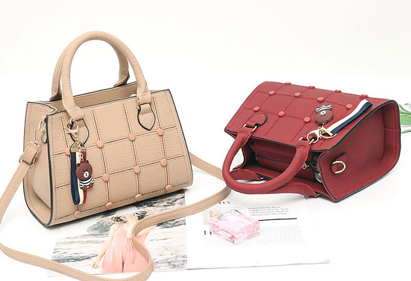 Claire Studded Bag - STL Fashion House