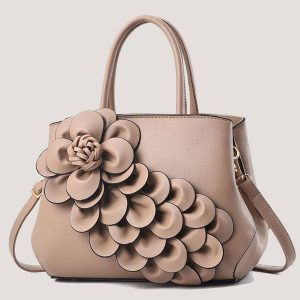 Jazmine 3D Floral Embellished Bag - STL Fashion House