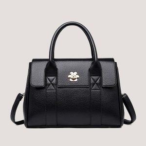 Kloe Calfskin Handbag - STL Fashion House