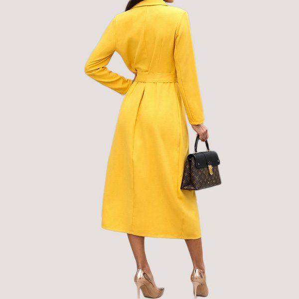 Belted-Slit-Blazer-Dress-14