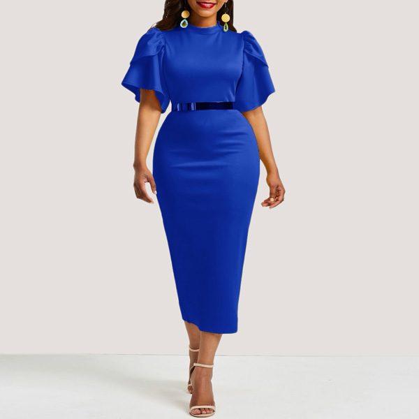 Pretoria-Midi-Dress-Blue-1