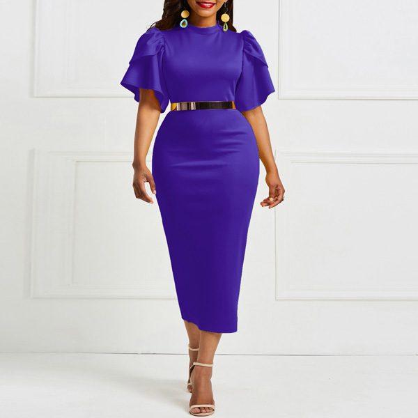 Pretoria-Midi-Dress-Purple-2