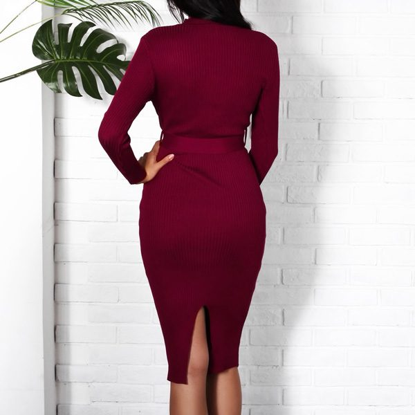 Knitted-Bodycon-Dress-8