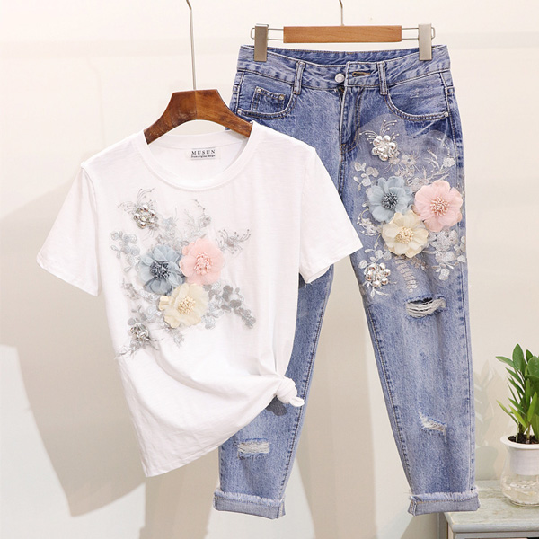 Daisy-Two-Piece-Jeans-Set-1
