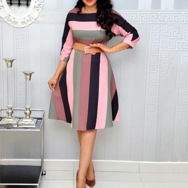 Lizzy-Multi-Stripe-Dress-20-1