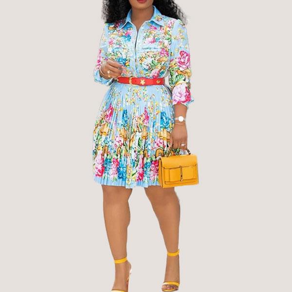 Keisha-Pleated-Dress-1