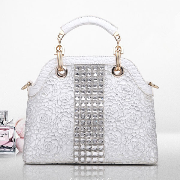 Luxury Rhinestone Bag - STL Fashion House