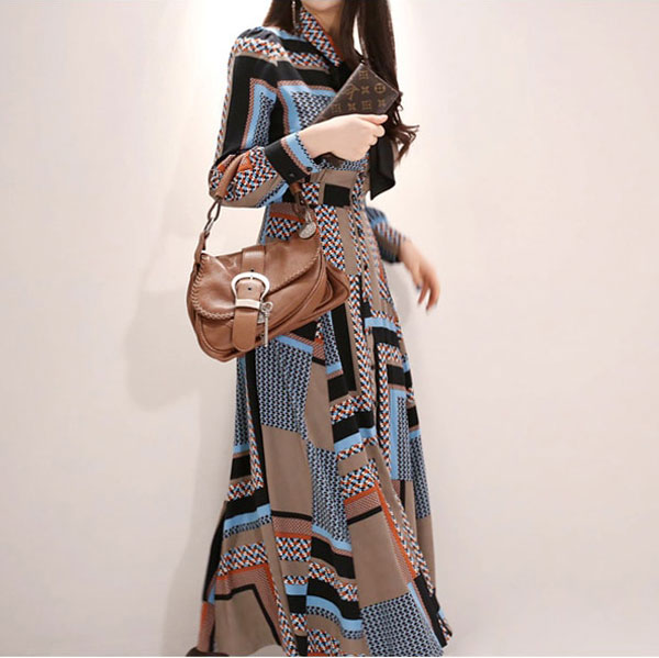 Halsey Swing Dress - STL Fashion House