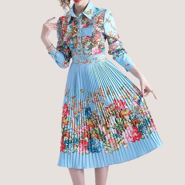 Begonia-Pleated-Dress-1