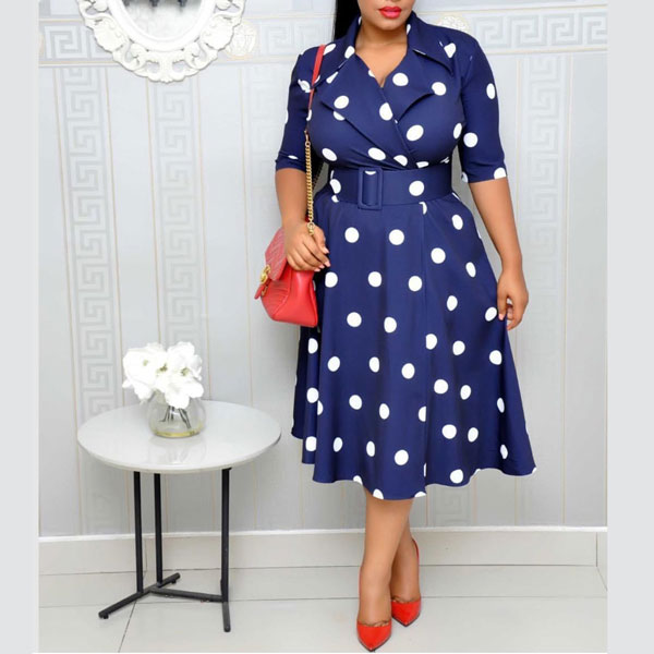 Belted-Polka-Dot-Dress-2