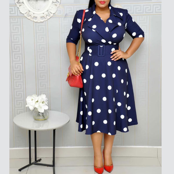 Belted-Polka-Dot-Dress-3