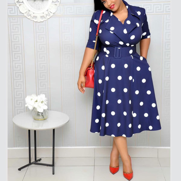 Belted-Polka-Dot-Dress-4