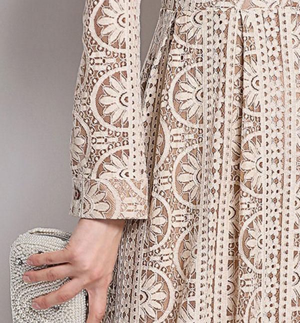 Marigold Lace Dress - STL Fashion House
