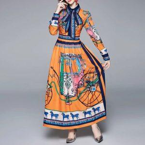 Yolanda Maxi Dress - STL Fashion House