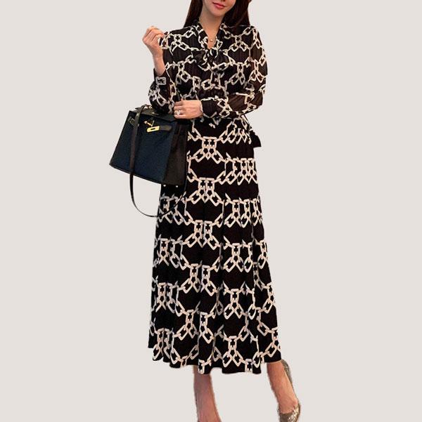 Anna-Belted-Geometric-Dress-1
