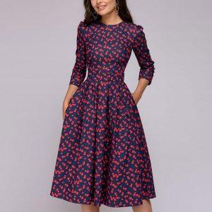 Emilia A-Line Dress - STL Fashion House