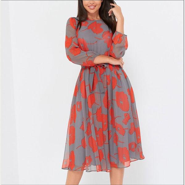 Hana-Flare-Midi-Dress-5