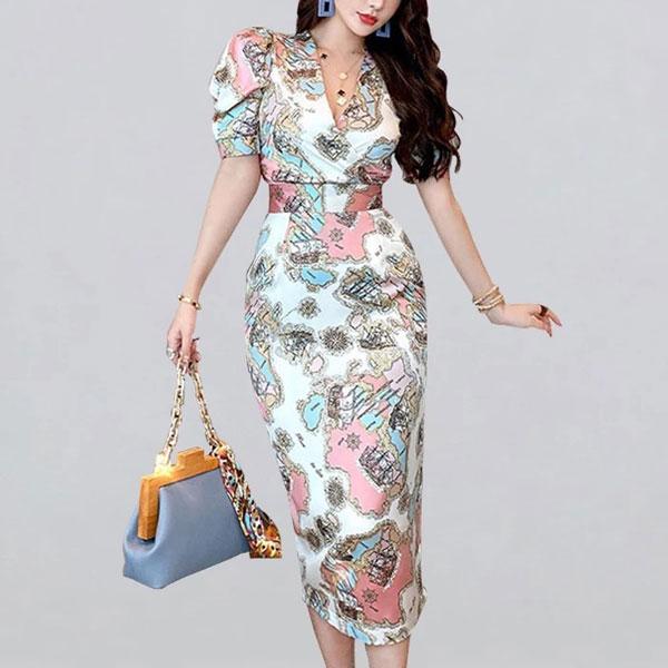 Atlas-Print-Midi-Dress-1