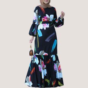 Halimah Maxi Dress - STL Fashion House